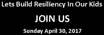 Youth Mental Health Resiliency Event