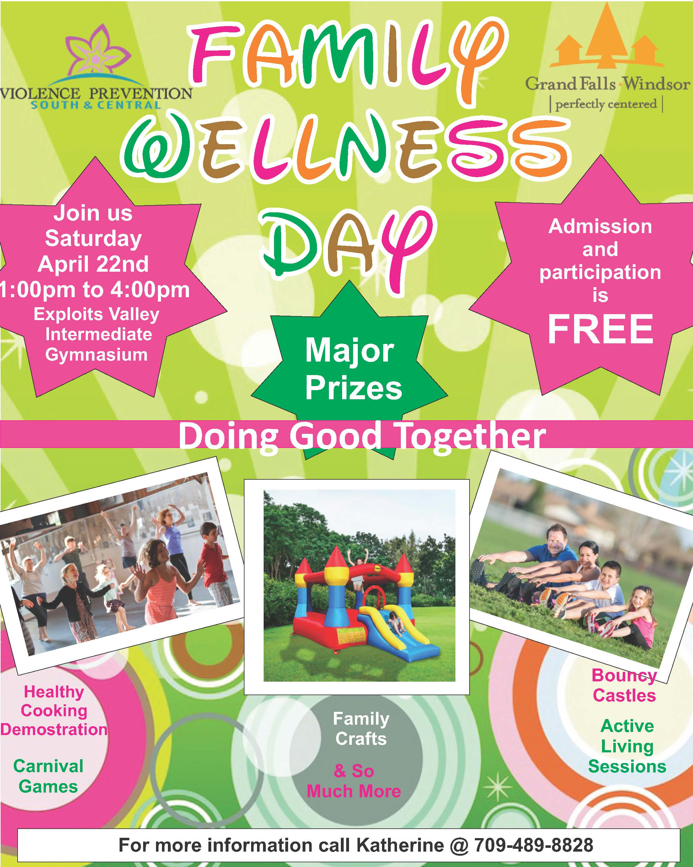 Family Wellness Day 2