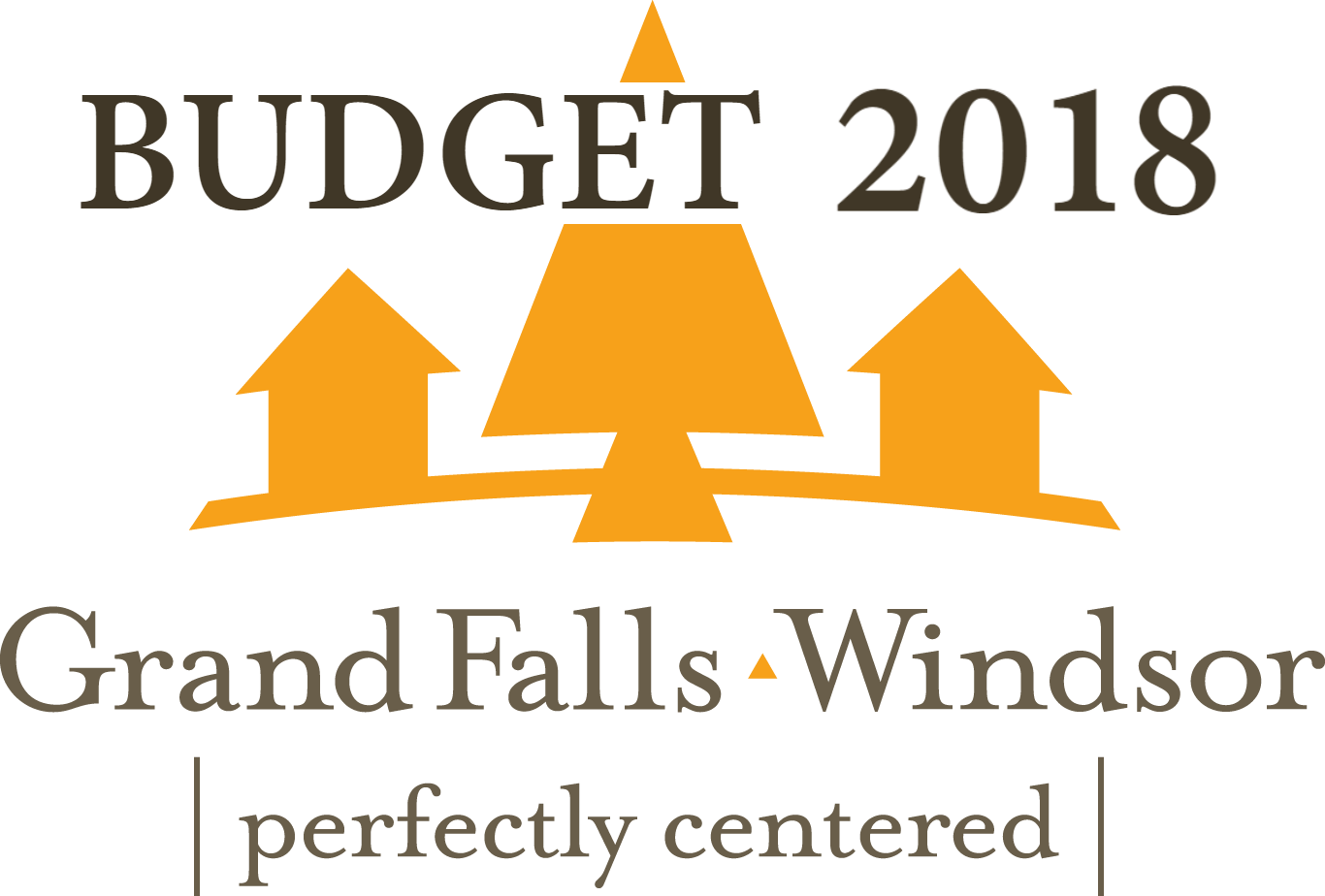 TOWN BUDGET 2018 LOGO PNG